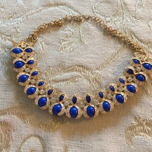 Jewelry - Blue Necklace